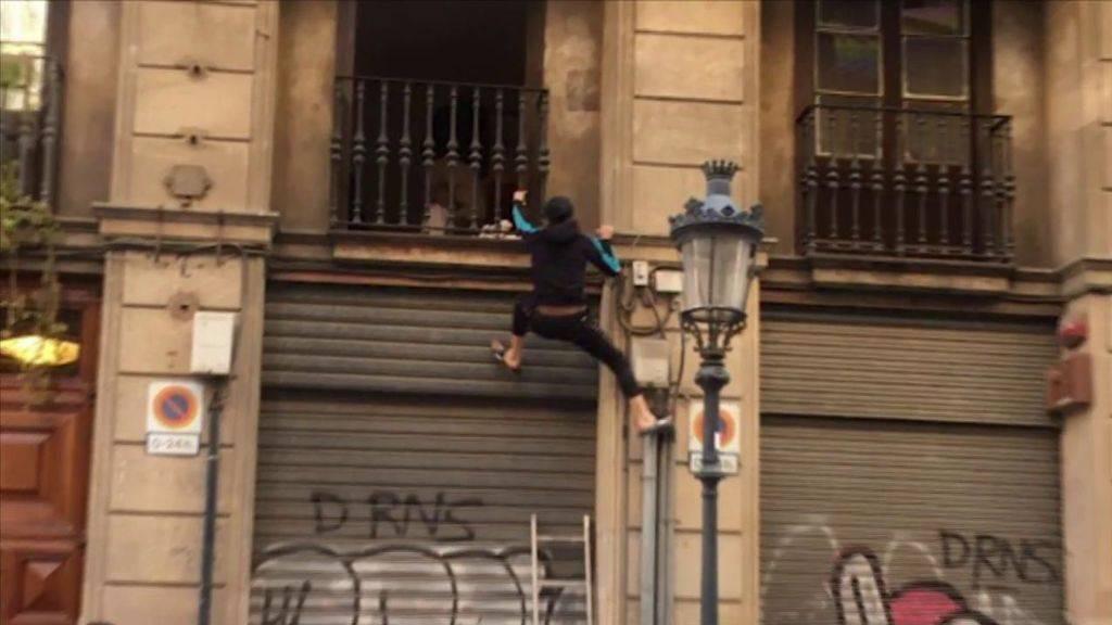 OKUPAS Y VIOLENCIA EN BARCELONA
