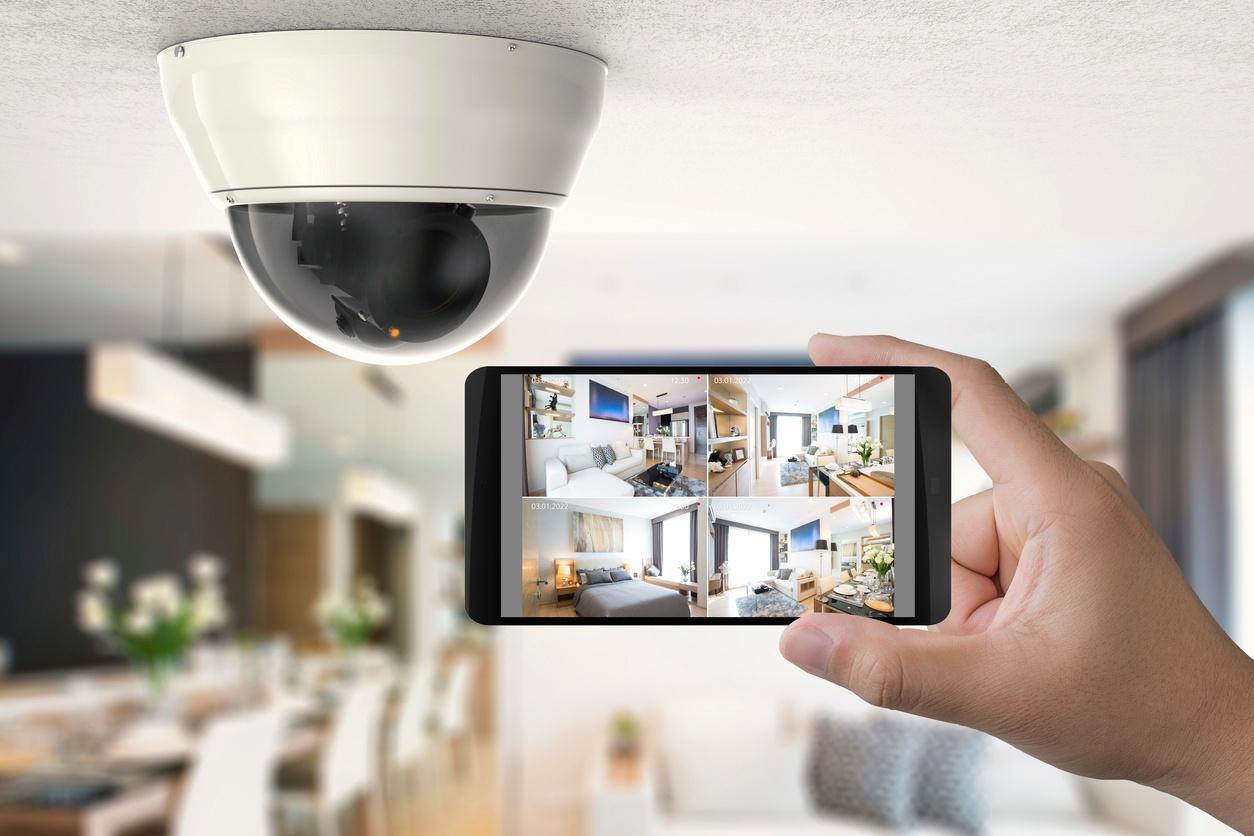 Sistema de video vigilancia para proteger tu casa de okupaciones